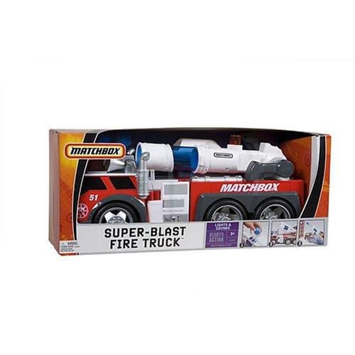 Matchbox Super-Blast Fire Truck huge shoots - Buy Matchbox Super-Blast Fire Truck huge shoots - Purchase Matchbox Super-Blast Fire Truck huge shoots (matchbox, Toys & Games,Categories,Play Vehicles,Vehicle Playsets)