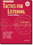 Developing Tactics for Listening: Teacher's Book with Audio CD (0194384578) by Aldcorn, Sue Brioux