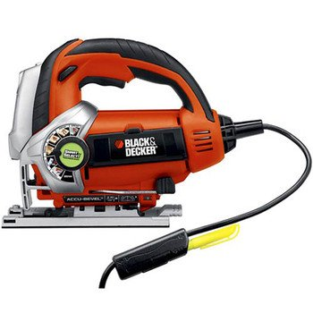Black & Decker JS680V 6 Amp Jig Saw with Smart Select