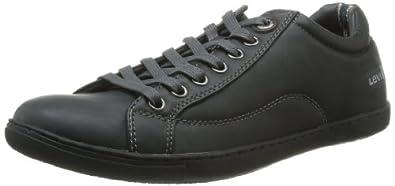 Levi's 217407-1964, Baskets mode homme - Noir (Regular Black 159), 40 EU (6 UK)