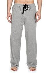 Noble Mount Mens Premium Knit Lounge/Sleep Pants - 4 Colors