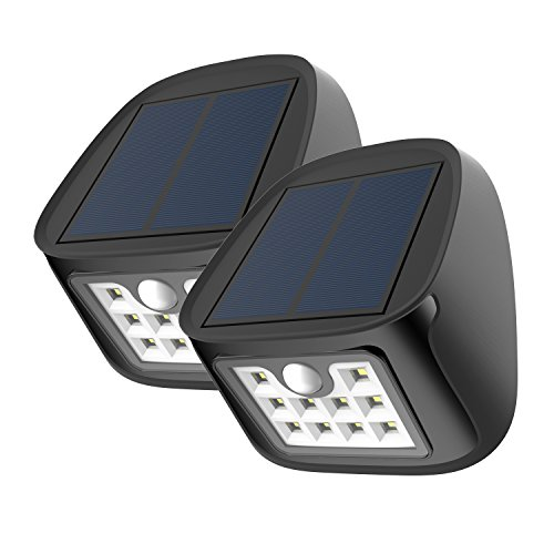 Wireless Motion Sensor LED Solar Light