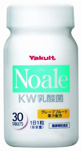 ヤクルト ノアレ タブレット 1.25g×30粒