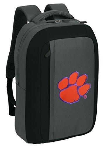 Clemson Backpack LOW PROFILE Clemson Tigers Laptop Backpack