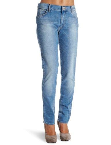 Wrangler Hailey Skinny Women's Jeans Azur Vintage W30in x L34in
