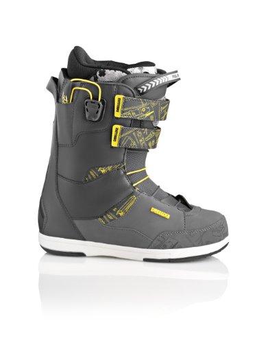 Da Snowboard da uomo Boot DEELUXE The Brisse PF 2015, Unisex, grigio, 30