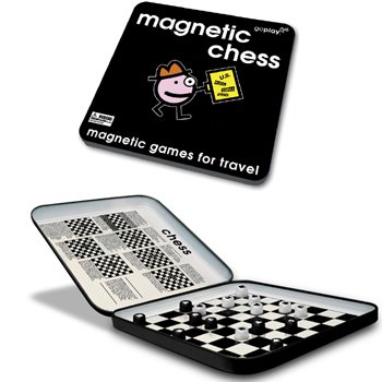 Magnetic Chess Travel Game - 1