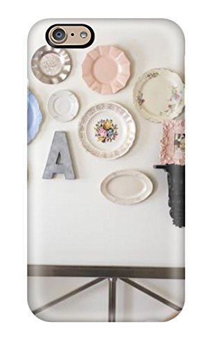 Brand New 6 Defender Case For Iphone (white Bedroom Wall Displays Colorful Plate Decorations And PHot Sellingo Shelf) (Phot Display compare prices)