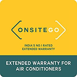 OnsiteGo 2 Year Extended Warranty for Air Conditioners (Rs. 0 to 22,000)