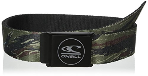 O'Neill Men's Litho Belt, Camo Print, One Size