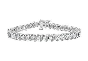 Tennis Bracelet Two Carat Diamonds Complete Diamond S Tennis Bracelet