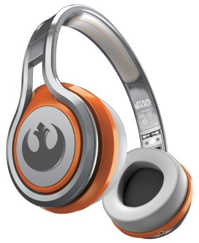 Sms Audio Street By 50 First Edition Star Wars On Ear Headphones Rebel Alliance