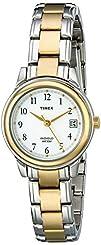 Timex Womens Fashion Two-Tone Bracelet T25771