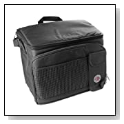 Deluxe collapsible Insulated Lunch Cooler