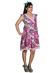 Polita Women A-Line western wear dress/ Ladies Dress/ Party dress For Women,ladies/ Western Wear dress For Ladies, girls/Floral Print Party Wear dress For girls/Ladies/ Quick Delivery