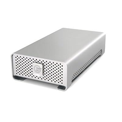 G-Technology G-RAID Mini Portable Dual-Drive External RAID Storage System Solution USB 3.0 1TB (0G02608)