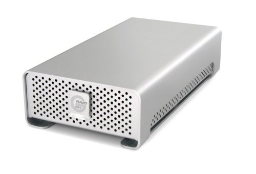G-Technology G-Raid Mini Usb 3.0 1Tb Professional Portable Dual-Drive Storage System (0G02608)