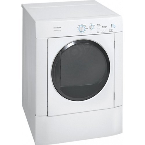 Frigidaire frqg7000lw 7 0 cu ft gas dryer white for Frigidaire armoire