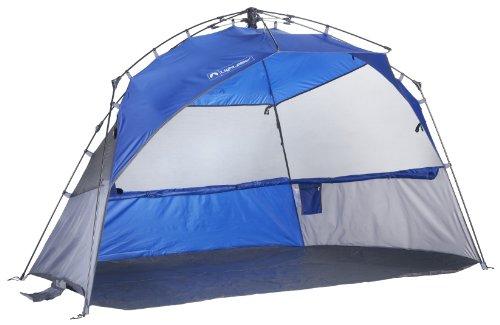 Tall Pop Up Shelter : Lightspeed outdoors pop up sport shelter beach tent blue