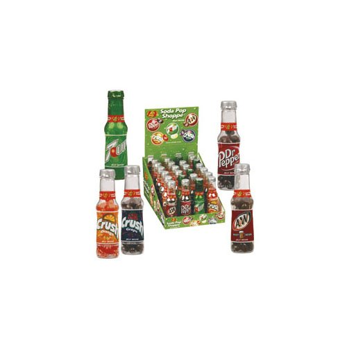 Jelly Belly Soda Pop Shoppe (Economy Case Pack) 1.5 Oz Bottle (Pack of 24) (Jelly Belly Gourmet Soda compare prices)