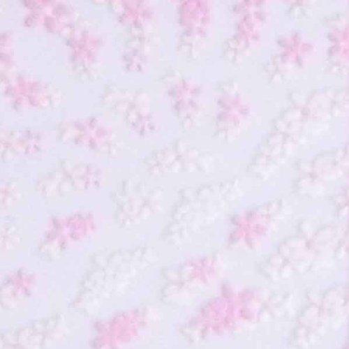 ネイルシール デコシール ネイルアート 雑貨 花 フラワー ピンク 小花柄