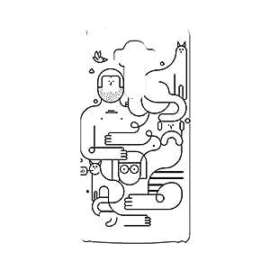 G-STAR Designer Printed Back case cover for LG G4 Stylus - G1800