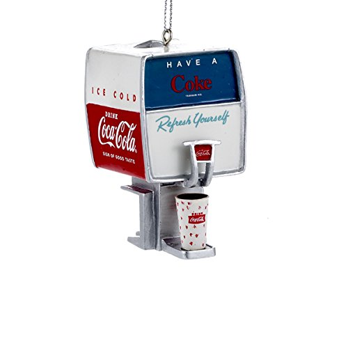 Vintage Coke Fountain