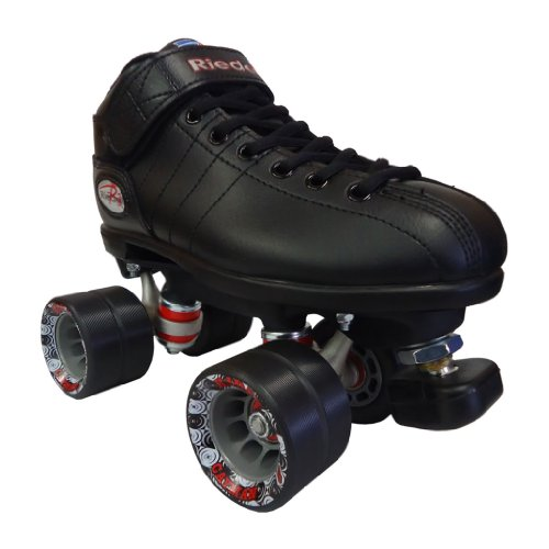 Why Should You Buy Riedell R3 Black Speed Skates - Roller Derby Skate