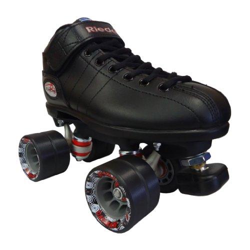 Why Should You Buy Riedell R3 Black Speed Skates - Roller Derby Skate