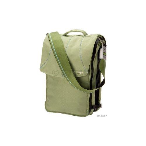 2008 Knog Neat Dog Rackless Pannier/Garment Bag Olive (TT9801B)