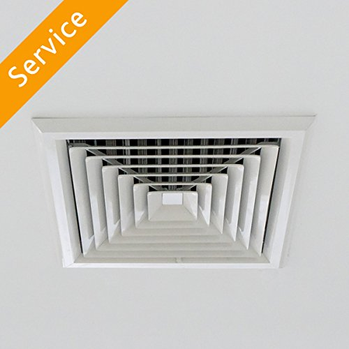 Air Duct Cleaning – Under 2000  sq. ft.
