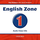 img - for English Zone 1: Class Audio CDs (2) book / textbook / text book