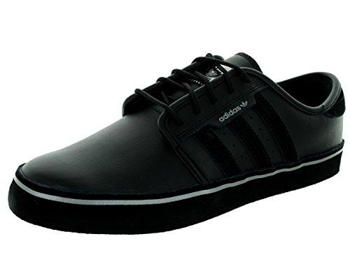 Adidas Seeley Cblack / cblack / goldmt Skate Shoe 8.5 Us