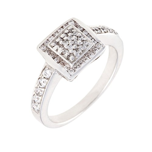 Trove Sterling-Silver Ring Women White