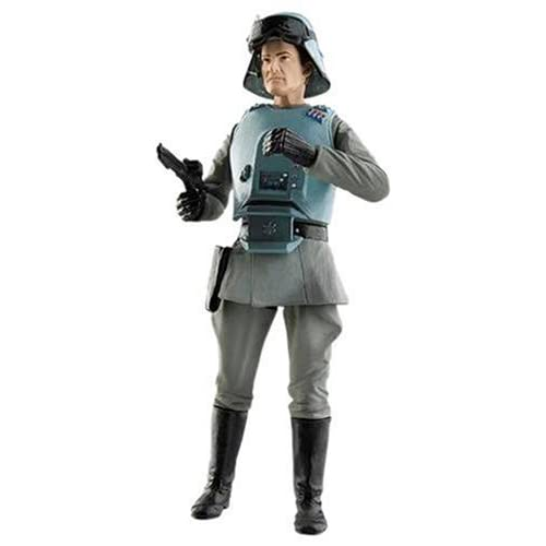 Star Wars SAGA BASIC FIGURE GENERAL VEERS by Hasbro TOY (English Manual) als Geschenk