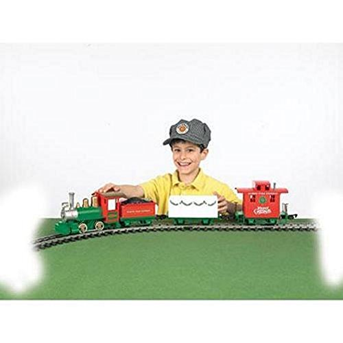 Bachmann Industries Li'L Big Haulers North Pole Express G-Scale Rtr Train Set, Large