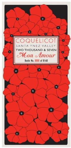 2007 Coquelicot Estate Mon Amour Bordeaux Blend - Red 750 Ml