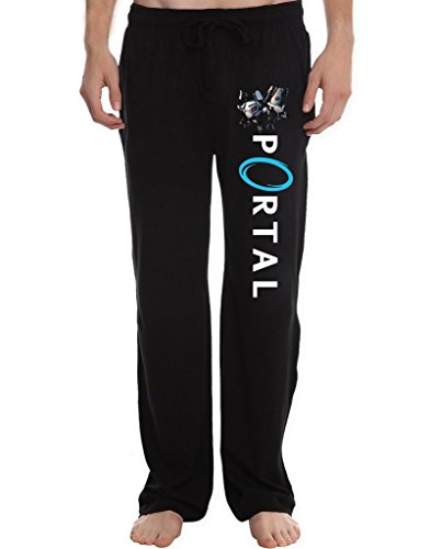 XJX Men's portal 2 render Lounge Pajama Pants (Hunger Games Game Xbox 360 compare prices)