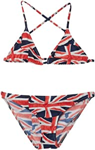 Pepe Jeans Goldfish Junior - Bikini infantil, talla FR: 14 ans (Taille fabricant: 14/M) - talla francesa, color multicolor
