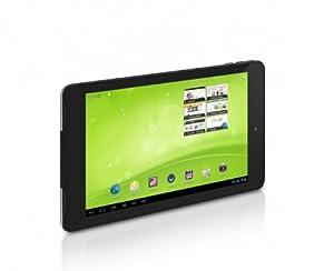 """TrekStor SurfTab ventos 96340 Tablette tactile 10,1"""" (25,65 cm) ARM Cortex A9 Dual Core 1,6 GHz 16 Go Android Wi-Fi Noir"""