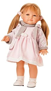 "Amazon.com: Paola Reina Las Primas Uxue 16.5"" Doll (Made in Spain"