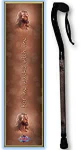 BFunky Mobility Walking Cane with Jesus Design