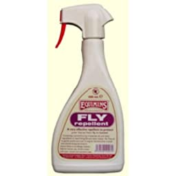 Equimins Horse Care Fly Repellent 500Ml Refill