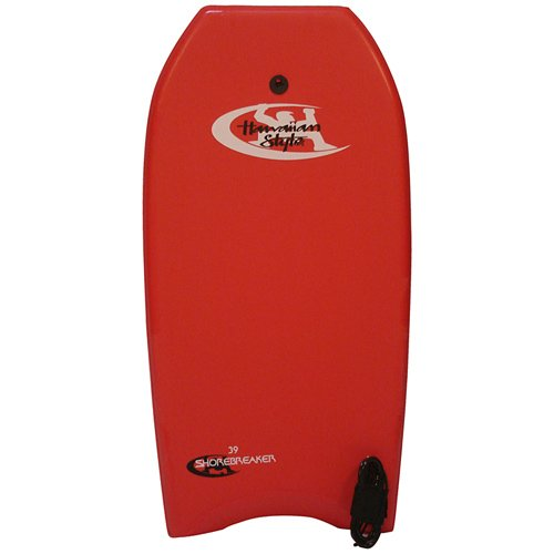 Hawaiian Style Shorebreaker 39 Bodyboard by Hawaiian