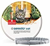 Bayer Seresto Flea and Tick Collar, Cat