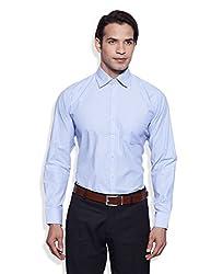 Arihant Men's Cotton Striped Formal Shirt (AR73130142)