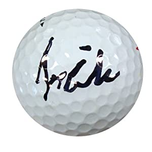 Stewart Cink Autographed Hand Signed Maxfli Golf Ball PSA DNA #K66555 by Hall of Fame Memorabilia
