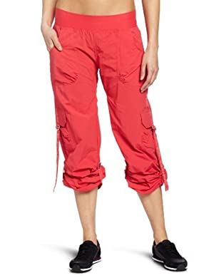 Zumba Fitness LLC Women's Feeling It Cargo Pant