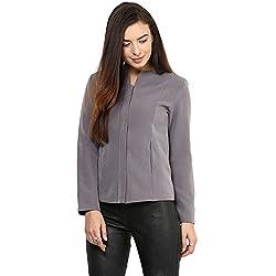 RARE Solid Full Sleeve Women's Jacket
