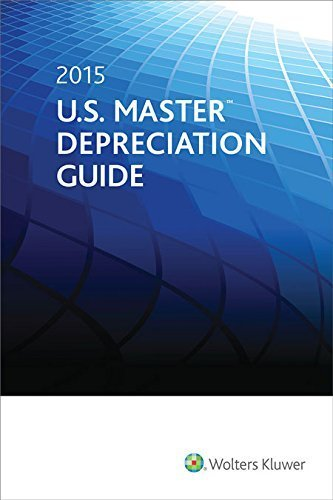 U.S. Master Depreciation Guide (2015) by CCH Tax Law Editors (2014) Perfect Paperback (Master Depreciation Guide compare prices)